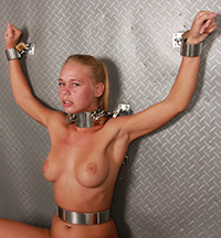 Remarkable, rather wall handcuff bdsm